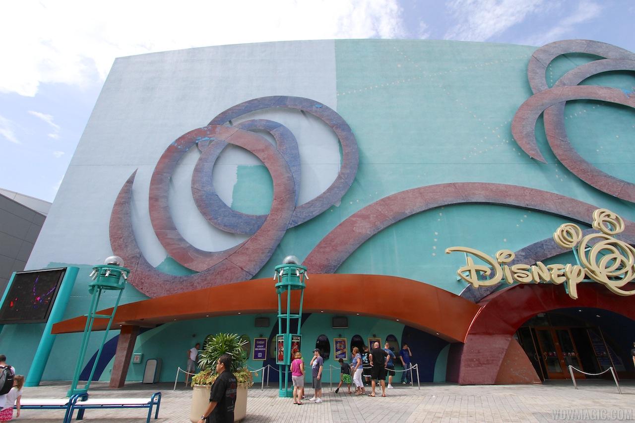 Disney Quest exterior refurbishment