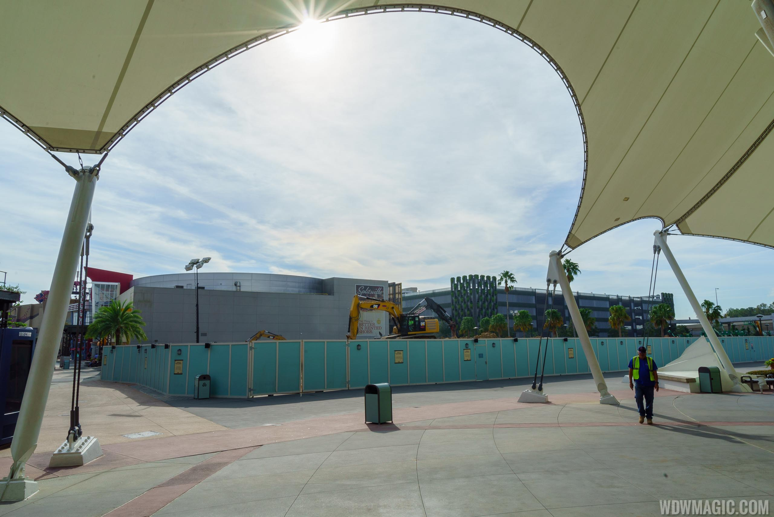 Disney Quest demolition completed