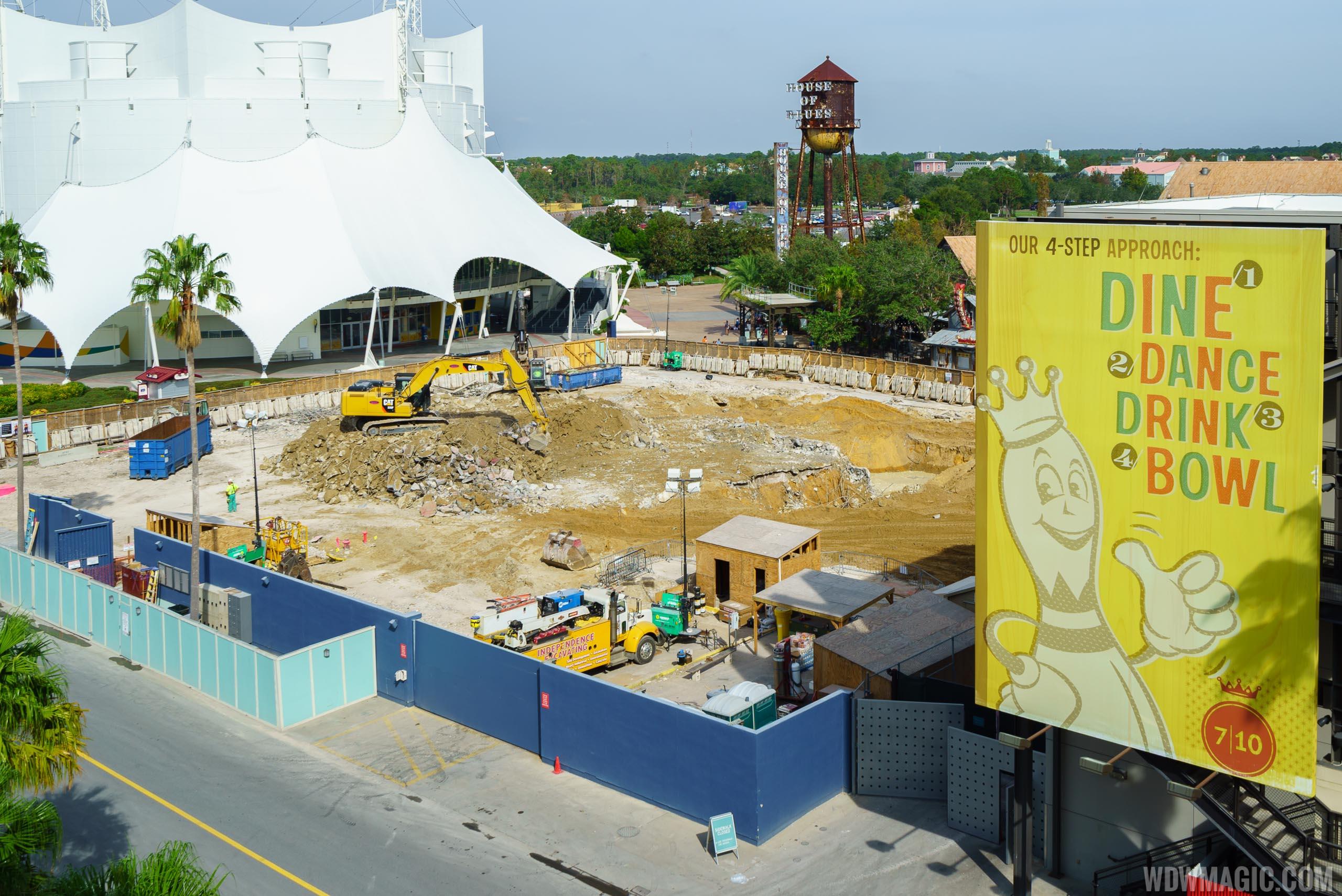 Disney Quest demolition completed