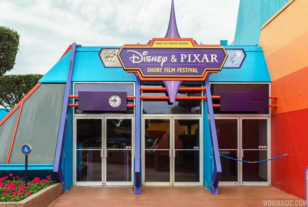 Disney and Pixar Short Film Festival