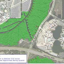 New Walt Disney World roadway plans
