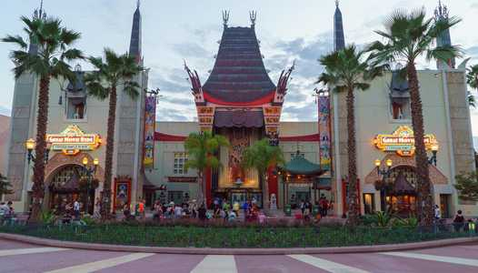 Improvements coming to the entrances of all four Walt Disney World theme parks