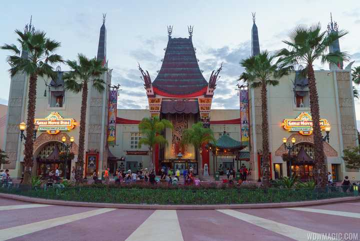 Operating hours extended tonight at Disney's Hollywood Studios