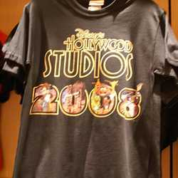 New Disney's Hollywood Studios logo merchandise