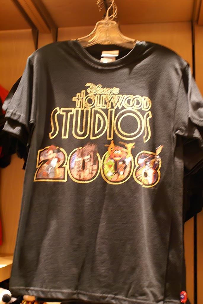 New Disney's Hollywood Studios logo merchandise