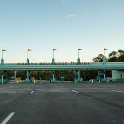 New auto-plaza at Disney's Hollywood Studios