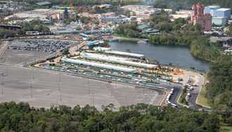 Parking lots to get new names and new resort bus stops to open soon at Disney's Hollywood Studios