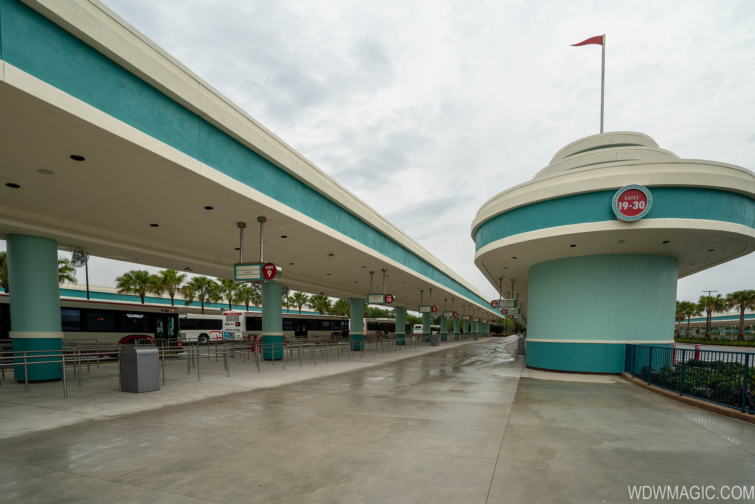 New resort bus loops at Disney's Hollywood Studios