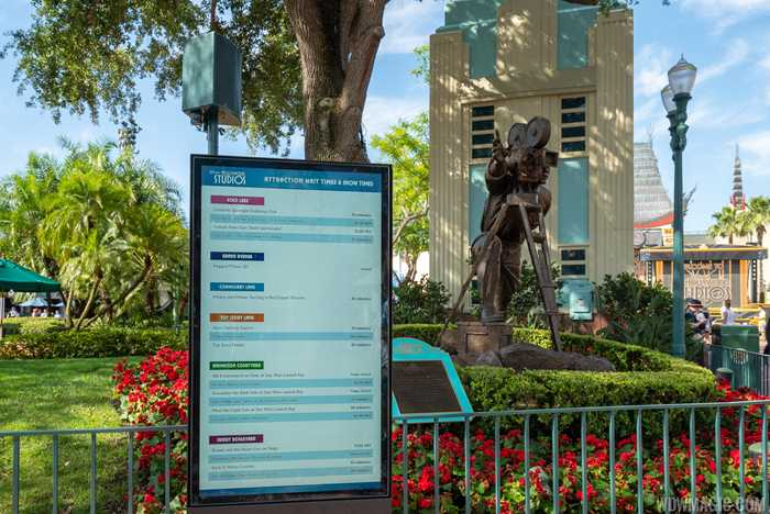 Guest Experience Team at Disney's Hollywood Studios