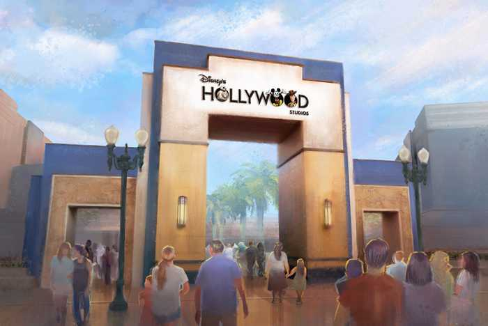 New logo for Disney's Hollywood Studios