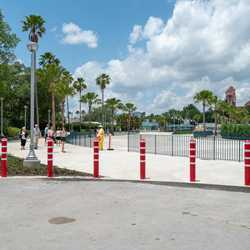 New Tram load area completed at Disney's Hollywood Studios