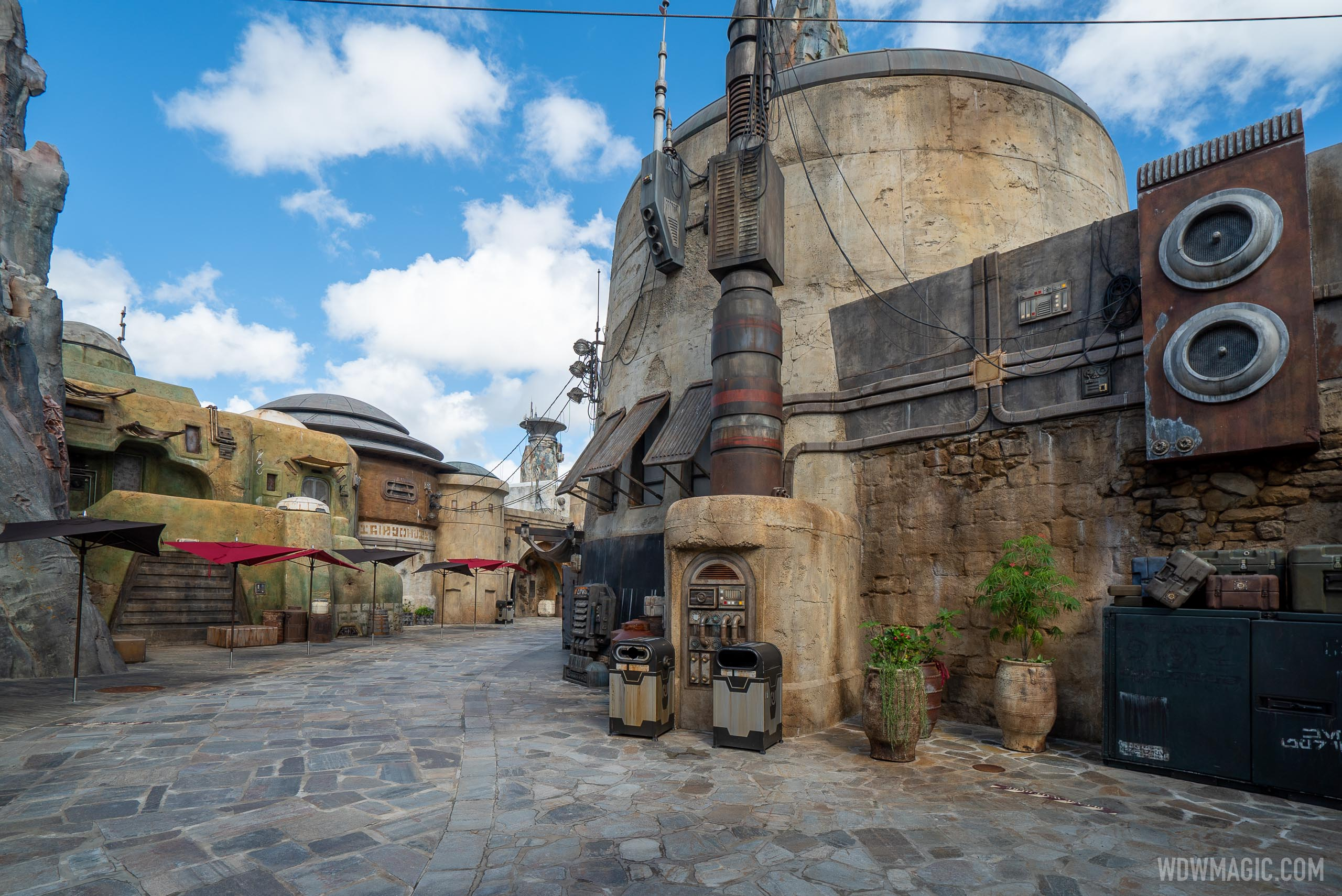 Star Wars Galaxy's Edge was expected to be a huge draw for visitors to Florida this summer