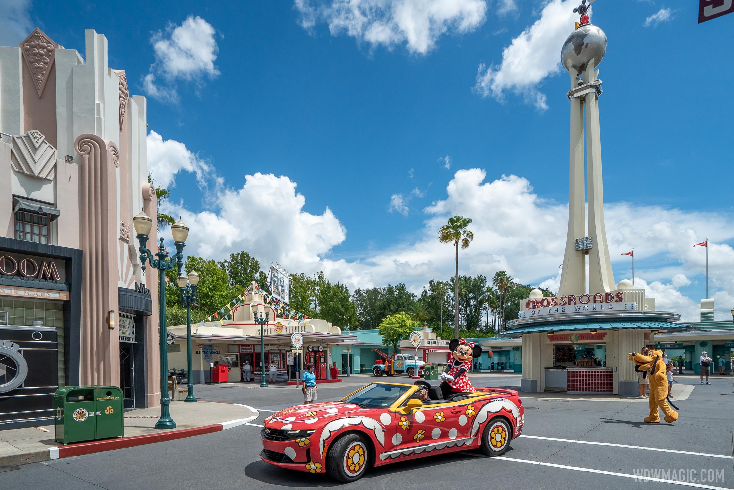 New entertainment offerings require just a handful of Cast Members per day
