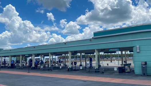 New non-stop walkthrough security scanners come to Disney's Hollywood Studios