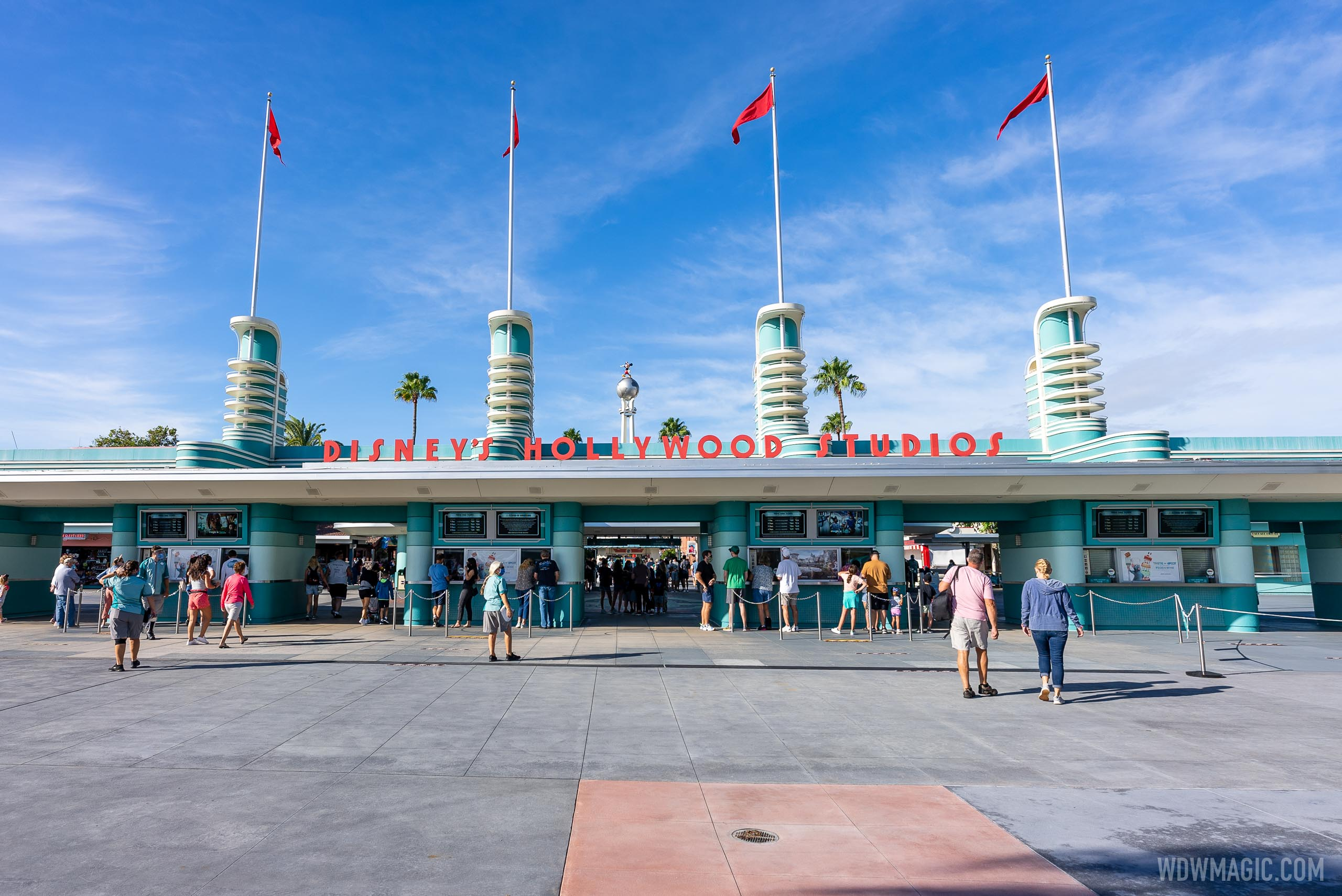 Disney's Hollywood Studios - October 1 2020