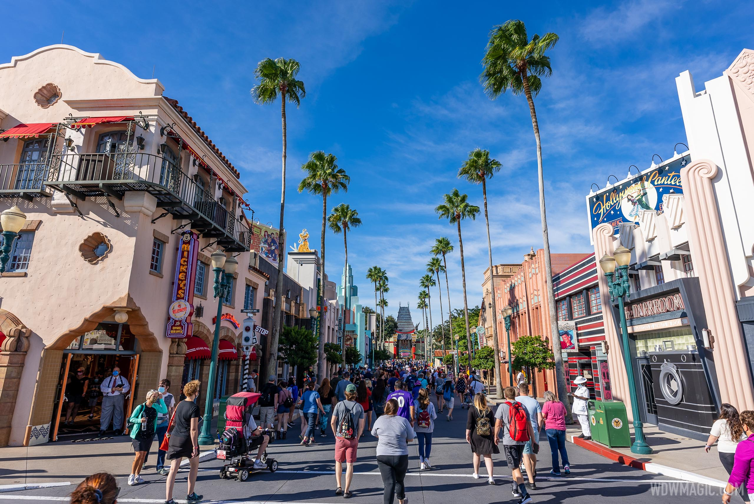 Disney is planning for a busy March