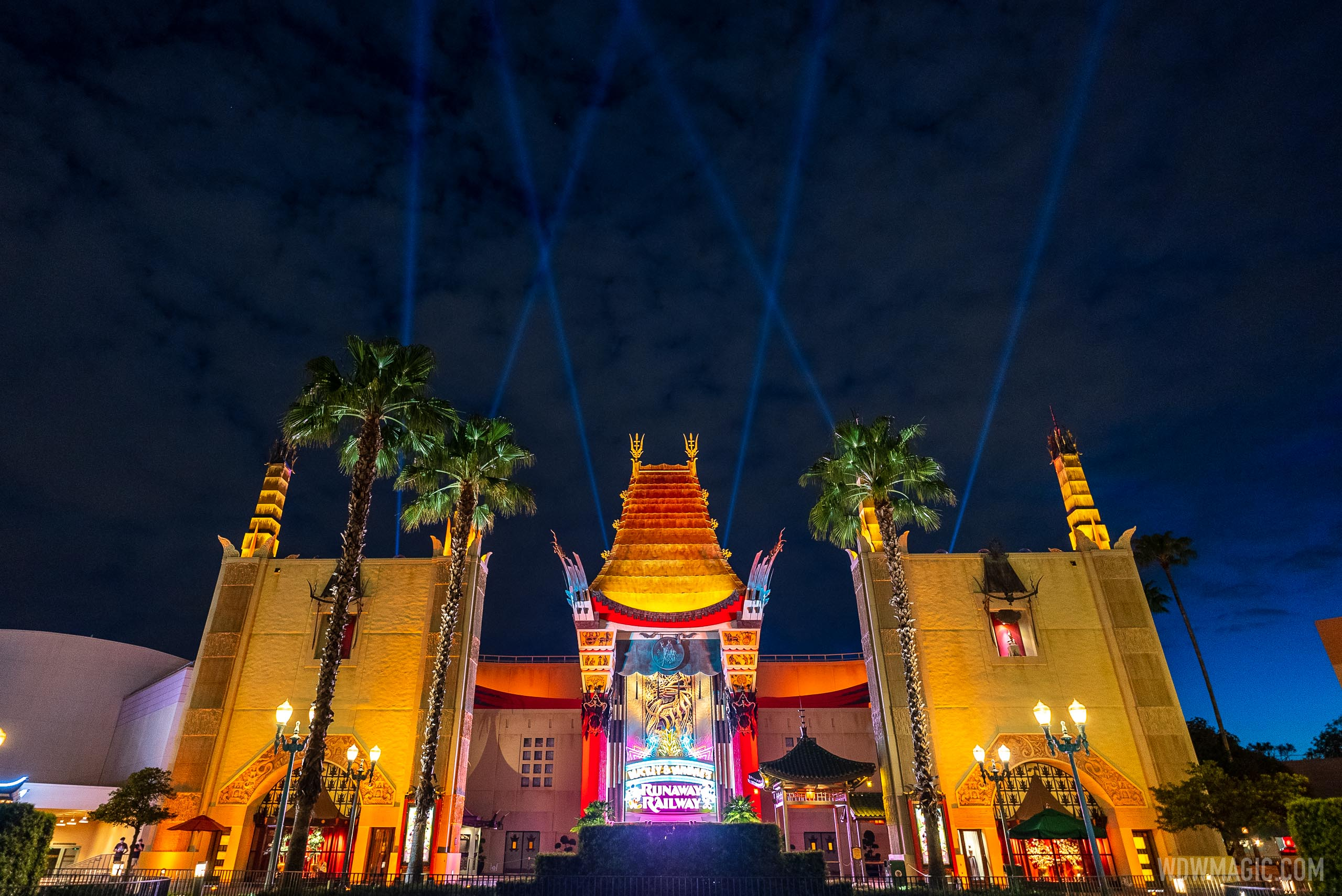 Disney's Hollywood Studios gains 2 hours over the originally published hours