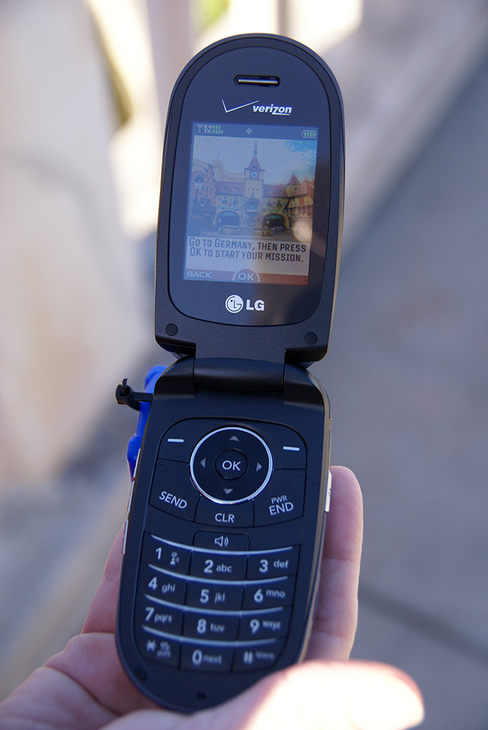 The old style flip phones are about to be replaced