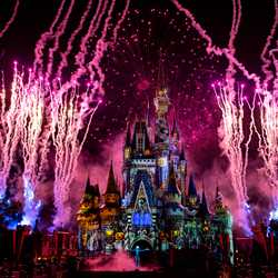 Disney's Not So Spooky Spectacular show