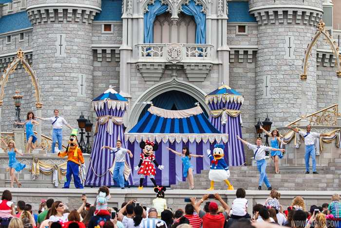 Dream Along with Mickey show