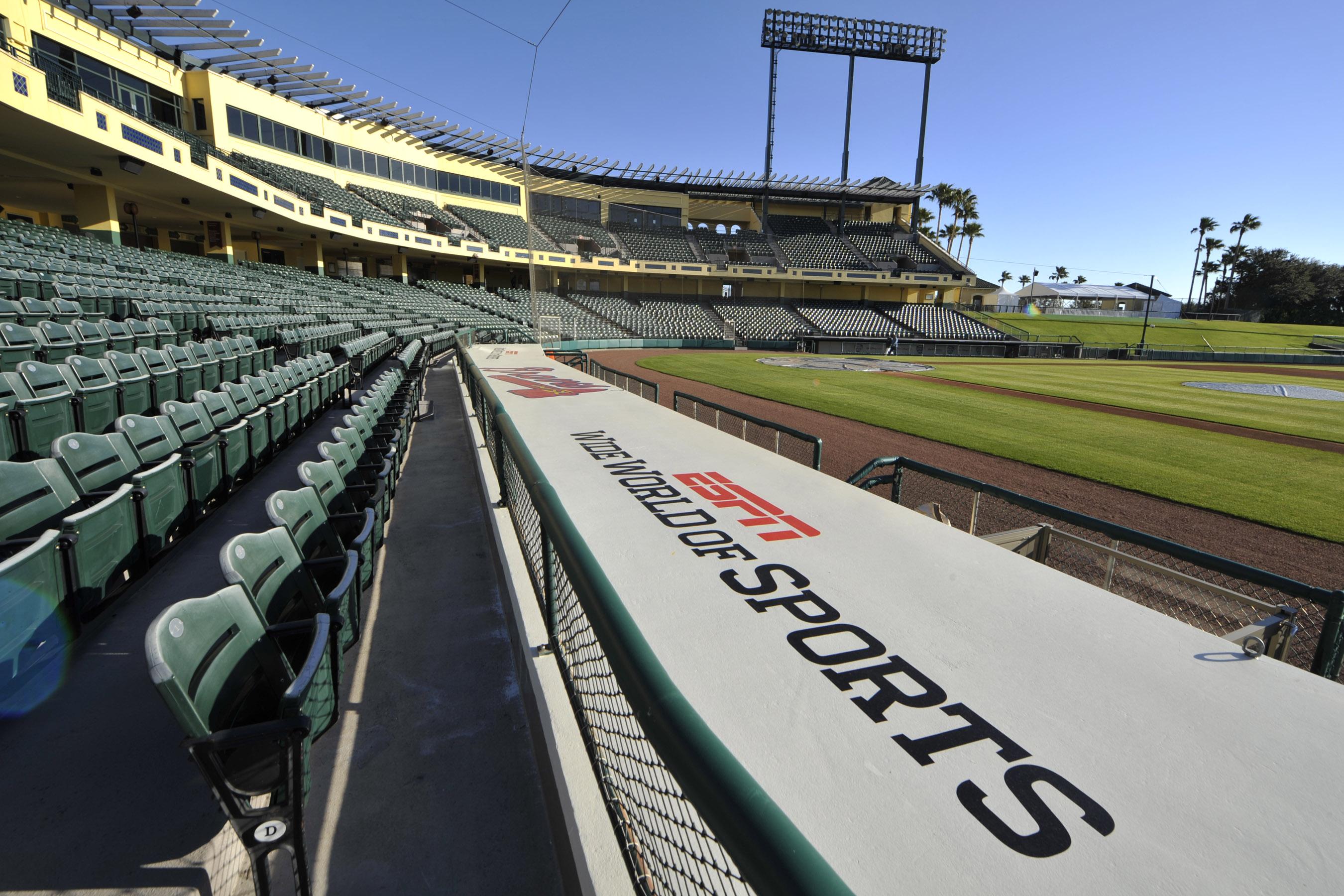Atlanta Braves Spring Training Games Get Underway Today At Espn Wide