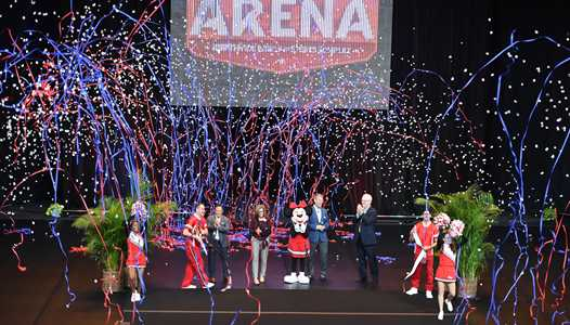The Arena at ESPN Wide World of Sports Complex officially opens