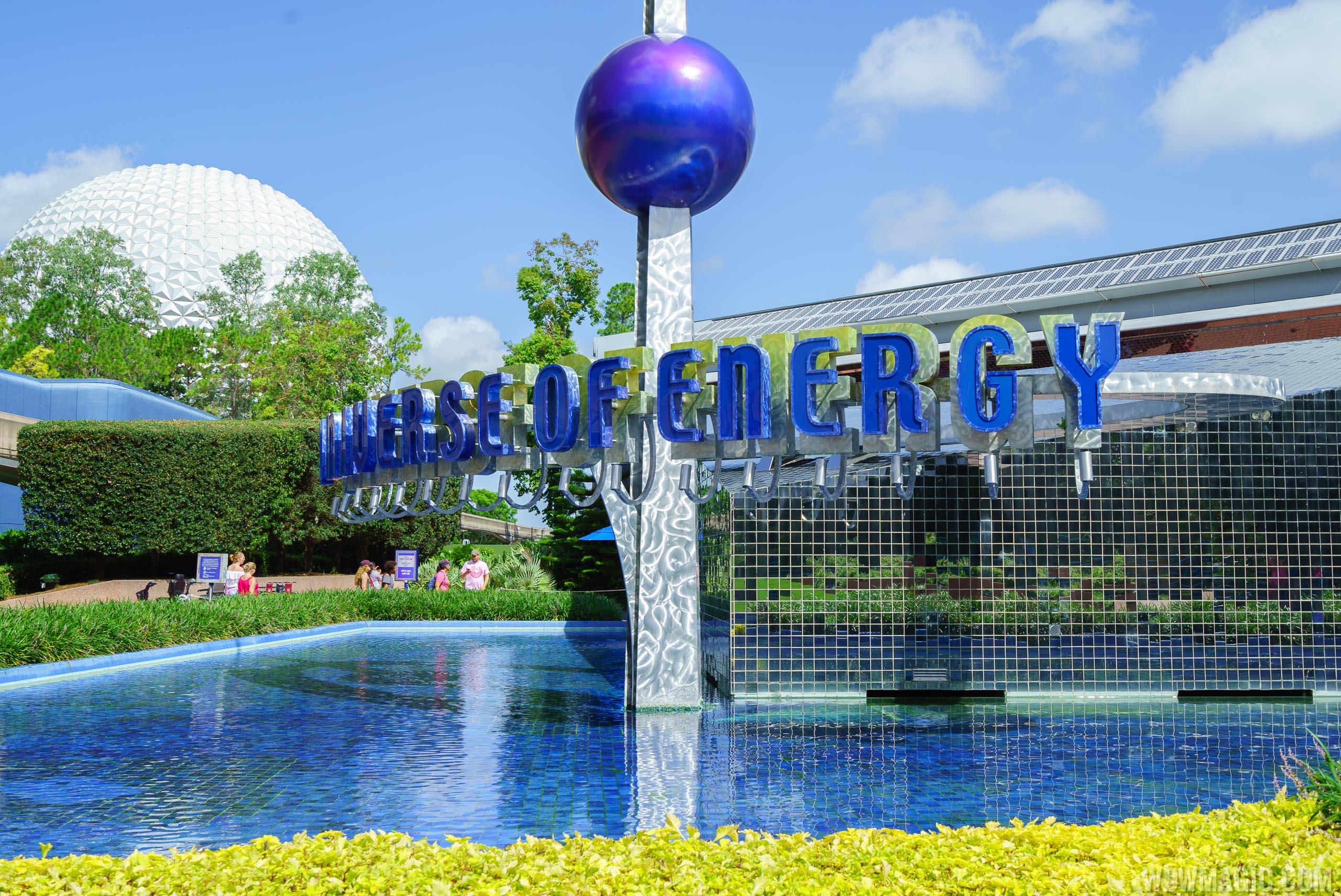 Ellen's Energy Adventure at the Universe of Energy