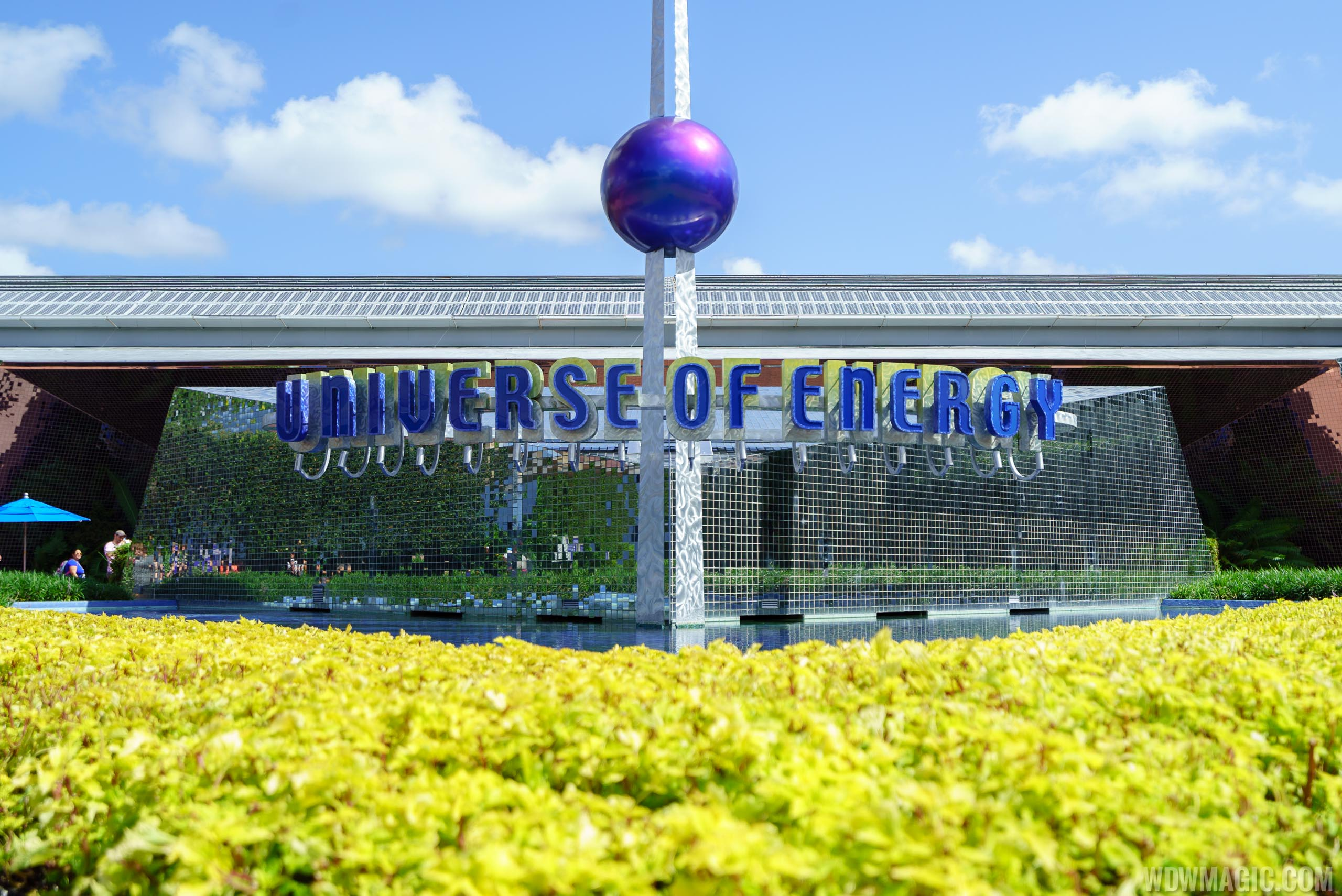 Ellen's Energy Adventure at the Universe of Energy