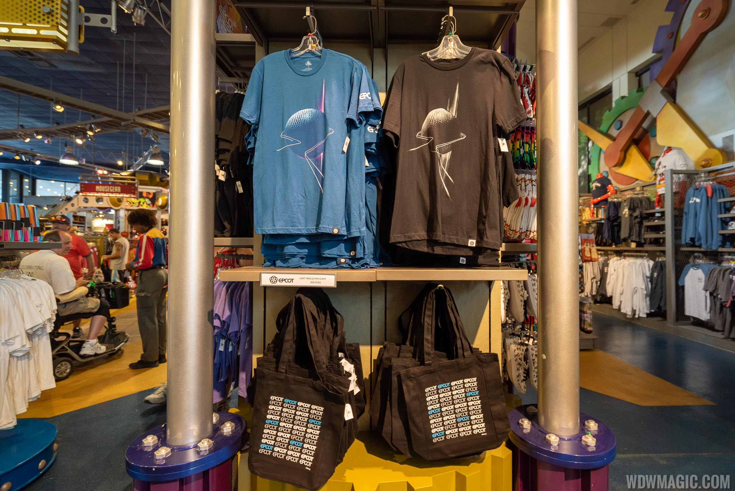 Epcot Forever merchandise