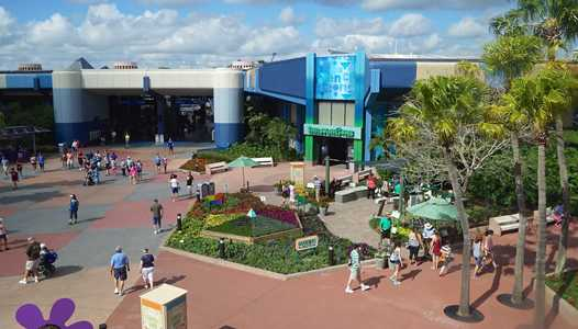 Work to begin imminently on the new Epcot entrance with portions of Leave a Legacy to close
