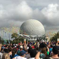 Epcot 35th Anniversary