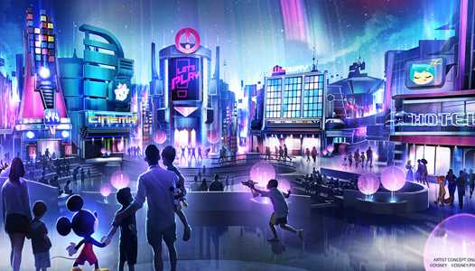 New Play Pavilion to replace Epcot's Wonder of Life