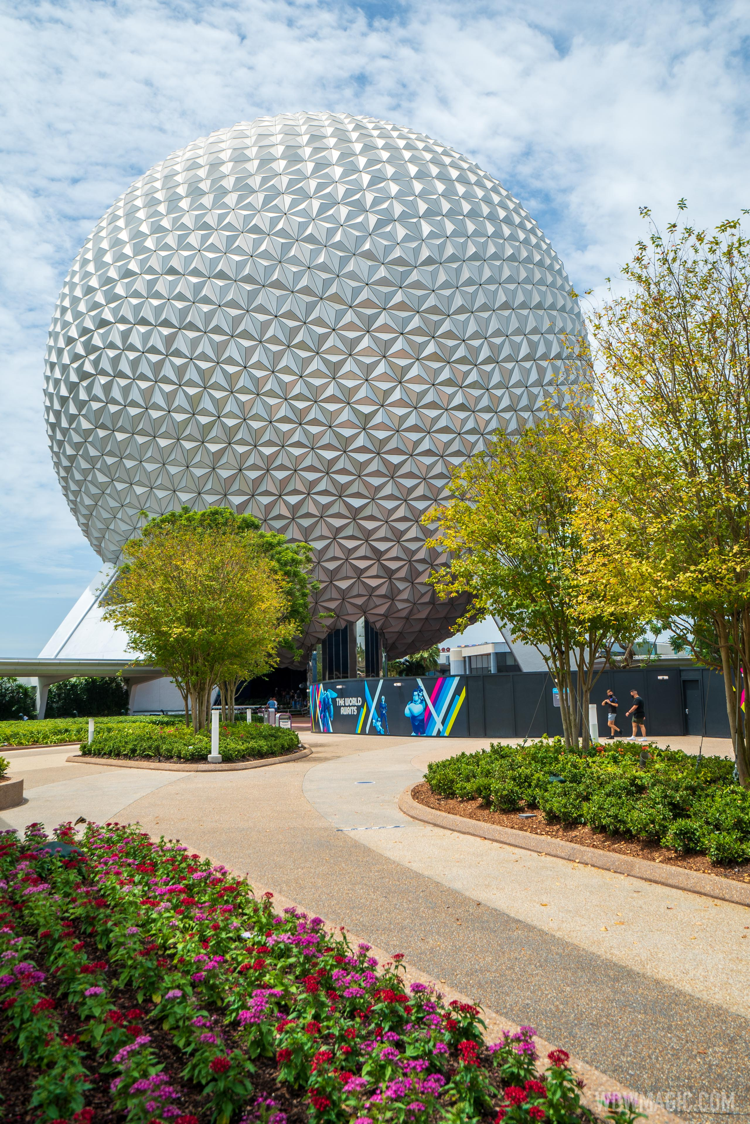 EPCOT is the only option for Annual Passholders for the remainder of August