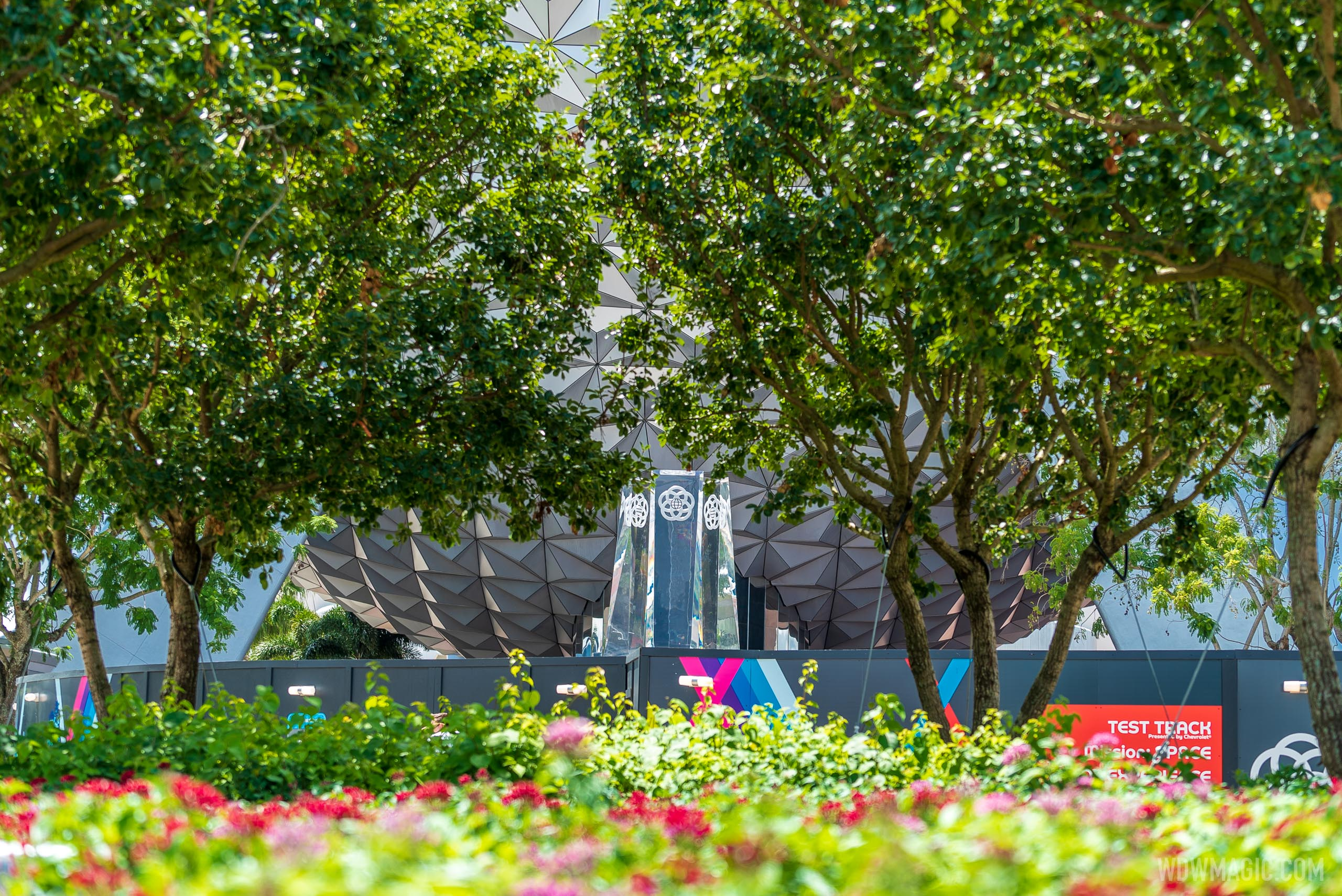 Both Future World and World Showcase will open at midday in late November