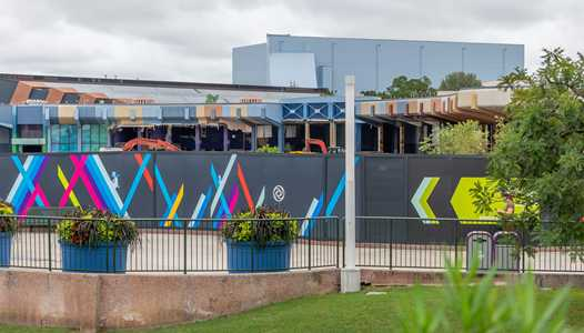 PHOTOS - Mouse Gear, Electric Umbrella and Innoventions North West demolition