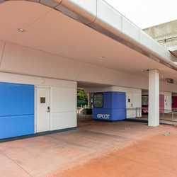 EPCOT logo added to ticket booths