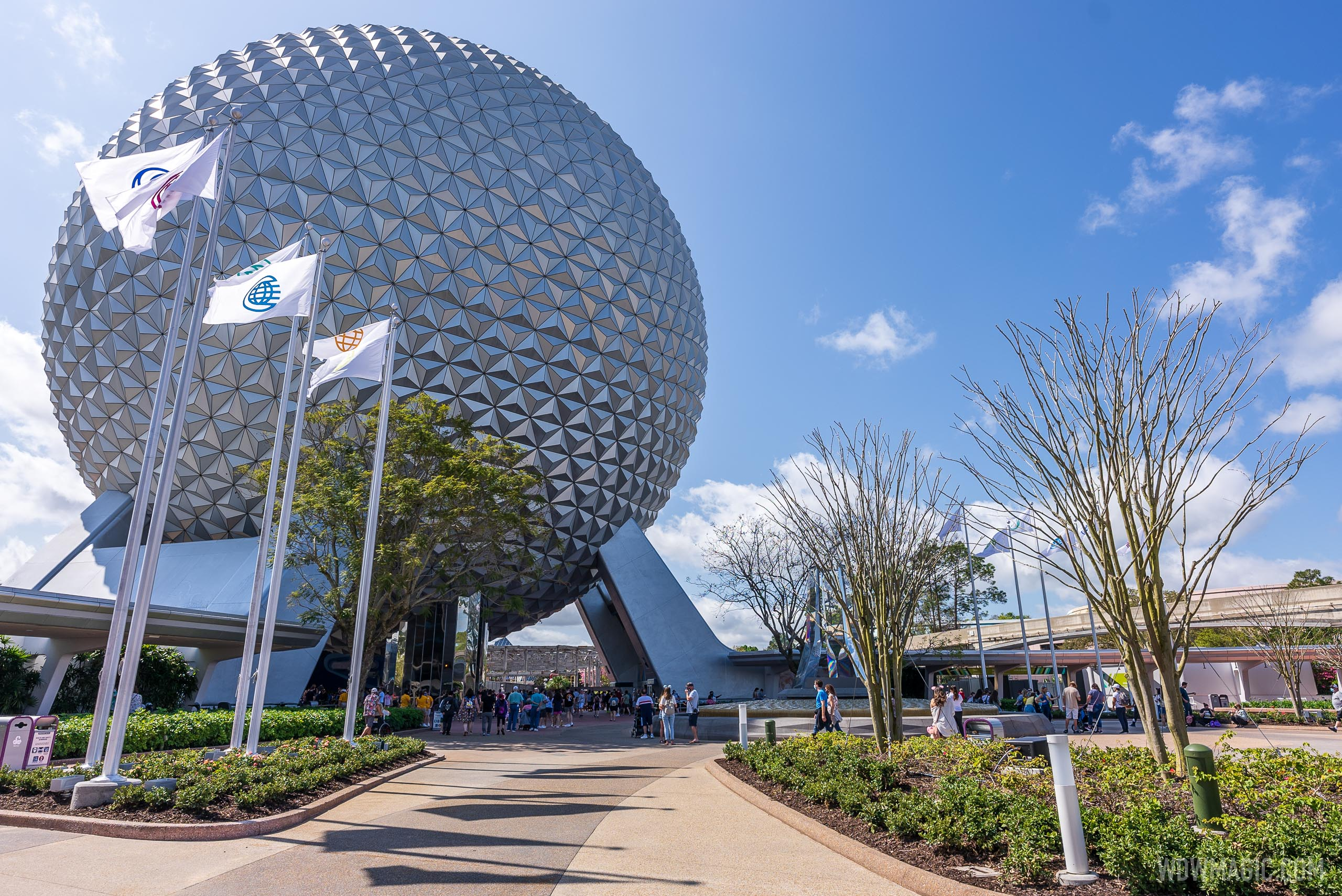Even EPCOT has reached capacity for this upcoming week