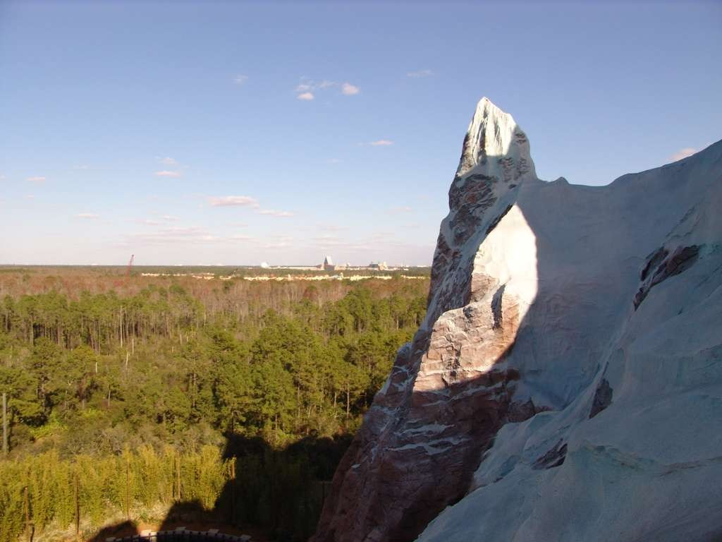 Expedition Everest onride preview