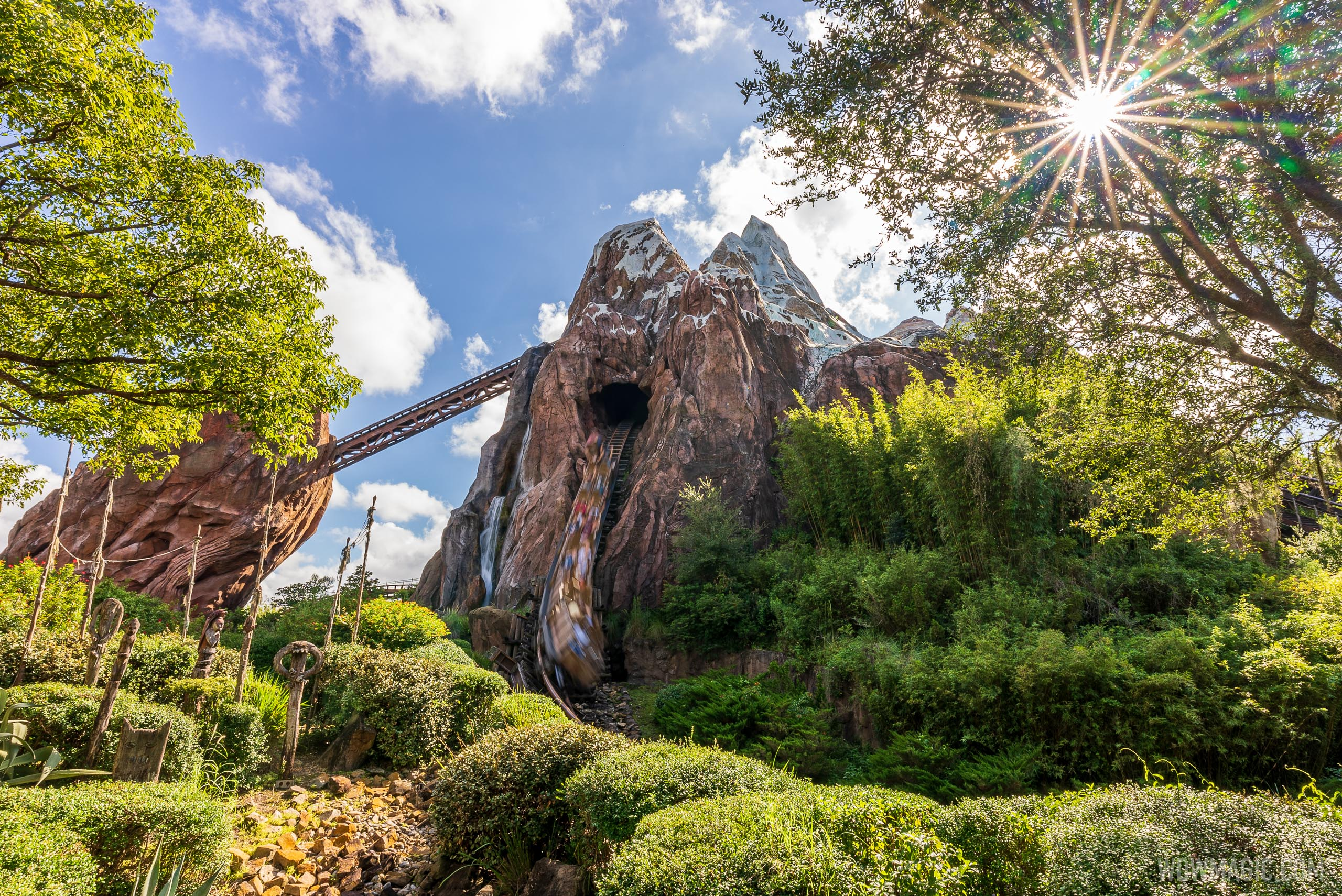 Expedition Everest overview