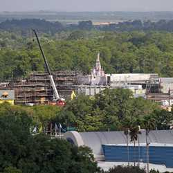 Full construction site
