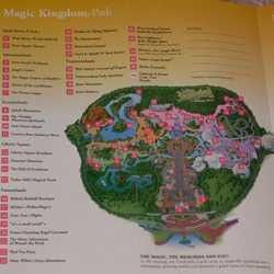 New Fantasyland map