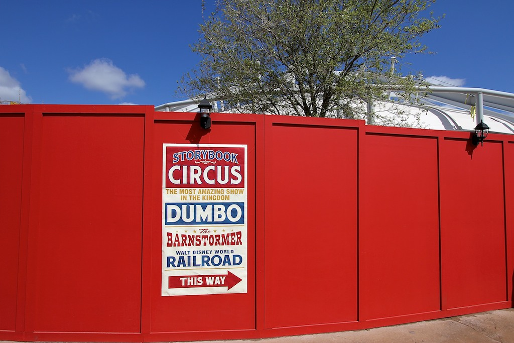Storybook Circus soft opening detailed tour
