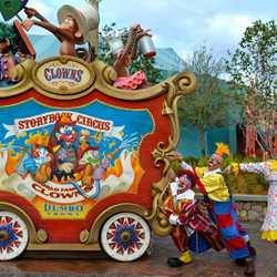 Storybook Circus Giggle Gang!