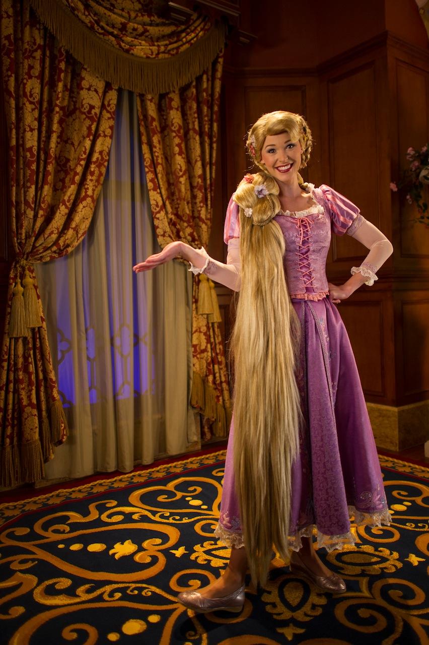 Inside Princess Fairytale Hall