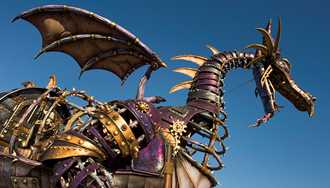 Two performances of Festival of Fantasy Parade on December 15