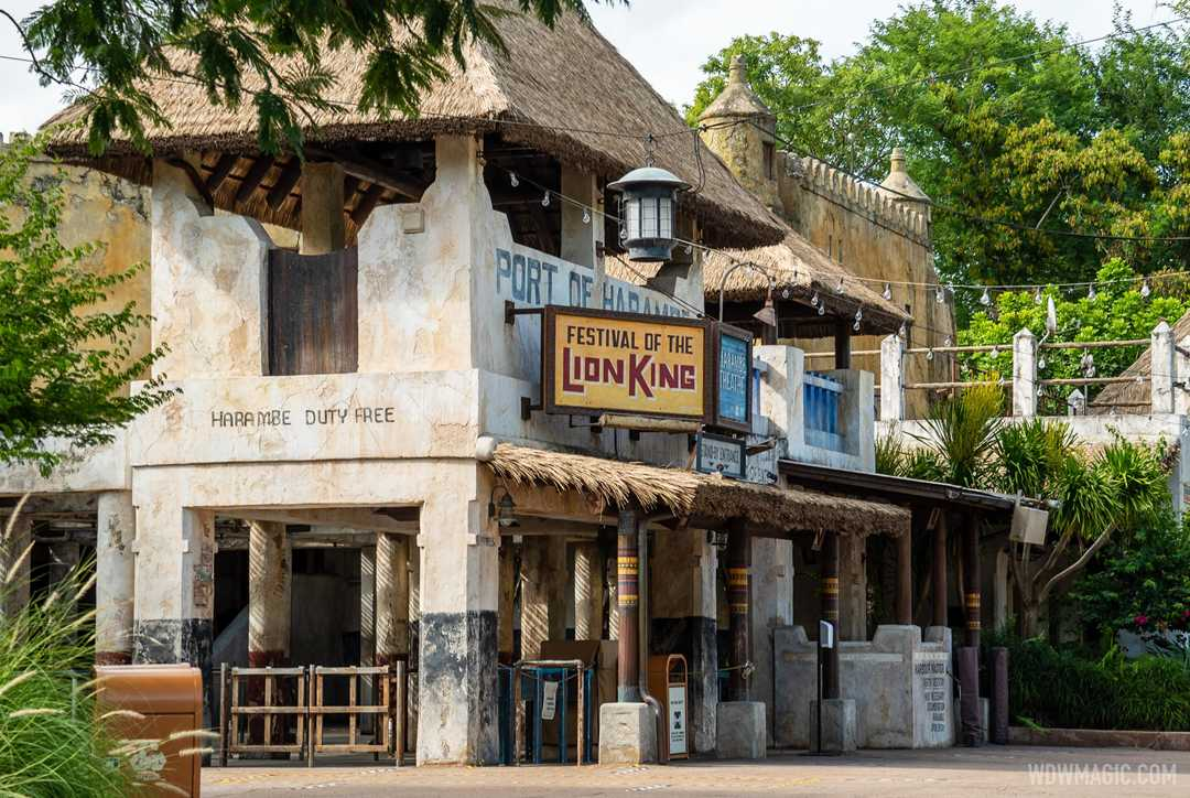 Showtimes available for 'A Celebration of Festival of the Lion King' at Disney's Animal Kingdom