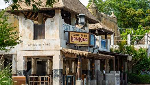 Festival of the Lion King to return to Disney's Animal Kingdom