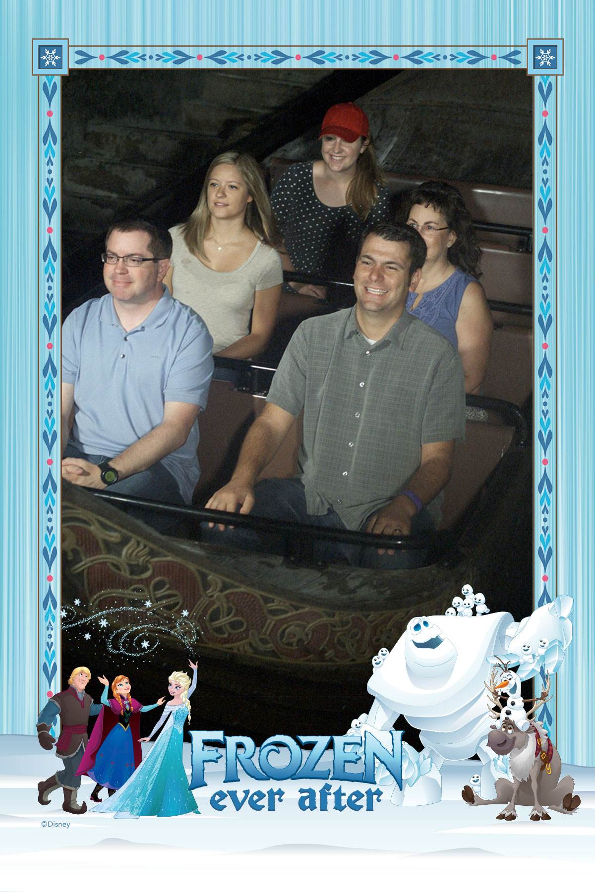 Frozen Ever After PhotoPass