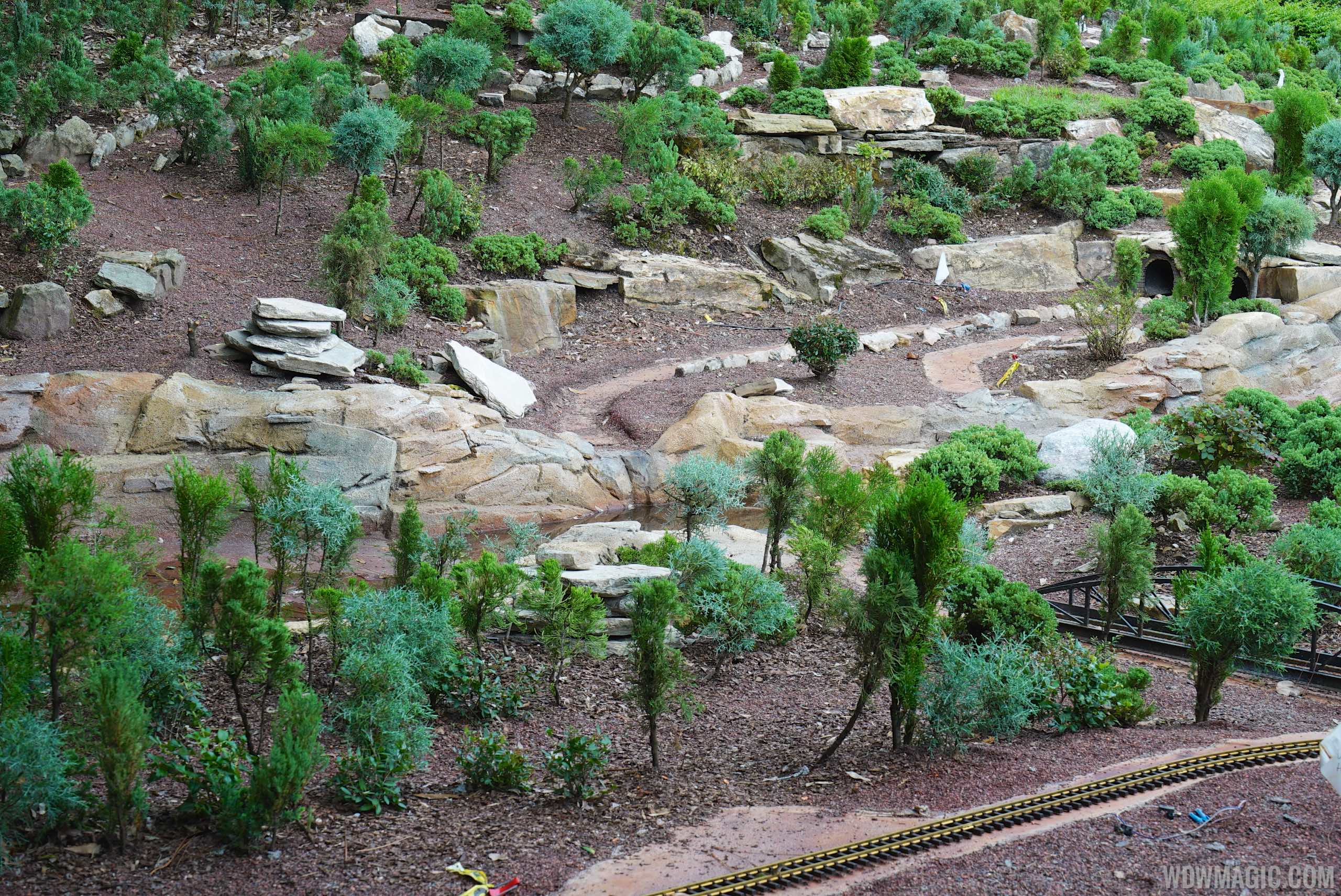 Model Railroad refurbishment