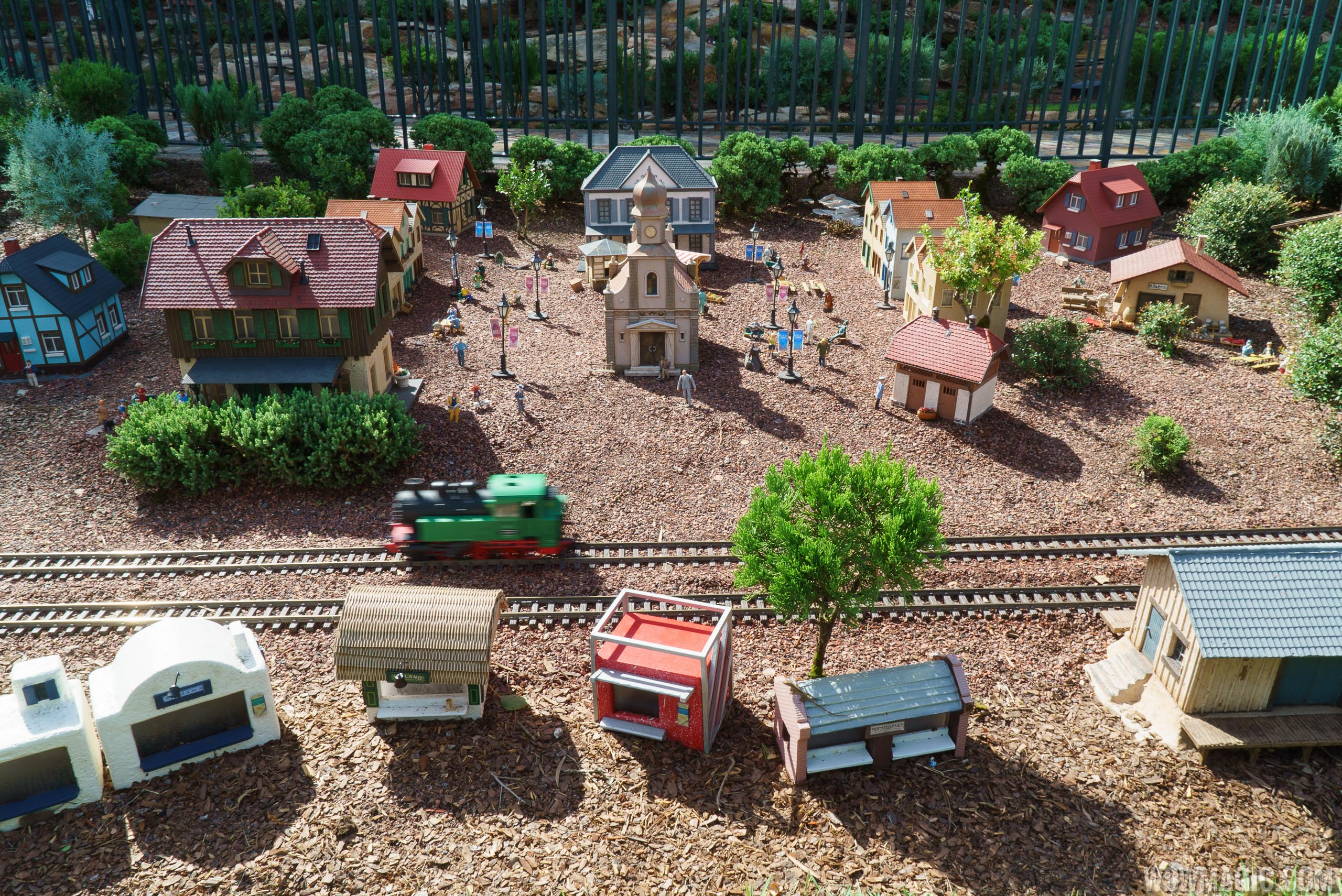 Germany Model Railroad reopening